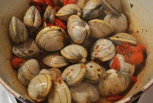 Add clams