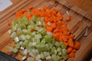 Veggie Chopped Veg