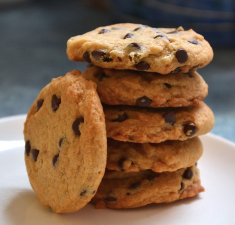 Vegan Chocolate Chip Cookeis