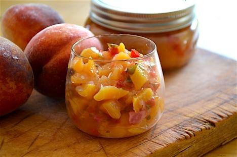 peach-salsa